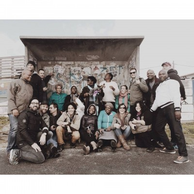 An instameet in Khayelitsha with Instagramers Cape Town and the ladies from thoawSA.