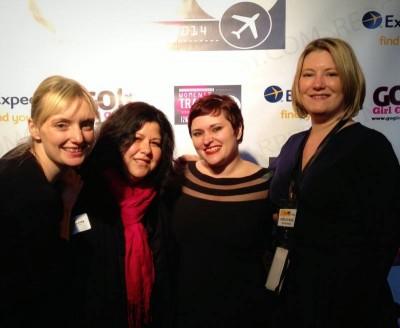 Gemma, Andrea, Kelly & Mariellen - WeGoSolo