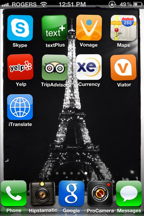 My top 10 Travel Apps for the iPhone - wanderingiphone.com Map My Travels App on education app, mobile app, my google maps, animation app, google app, events app, goanimate app,