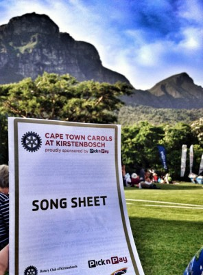 Carols by Candlelight - Cape Town, South Africa