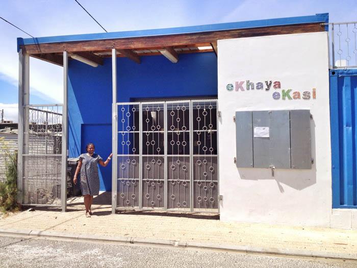 eKhaya eKasi centre - Khayelitsha, South Africa