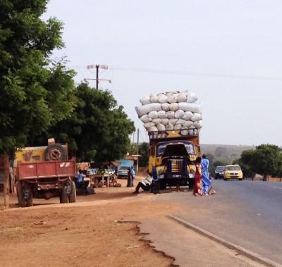 Senegal Street Life