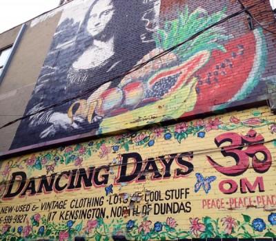 Dancing Days - Kensington Market, Toronto