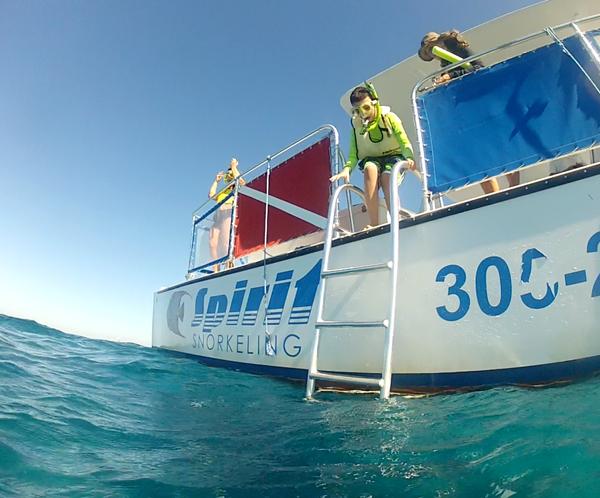 Spirit Snorkeling Sombrero Reef