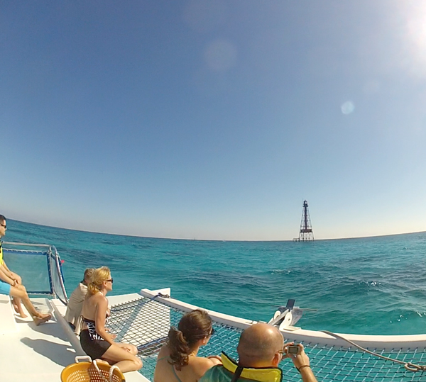 Sombrero Lighthouse and snorkelling with Spirit Snorkeling
