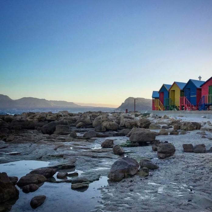 St James Beach Cape Town
