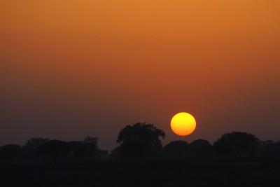 SunsetGanges
